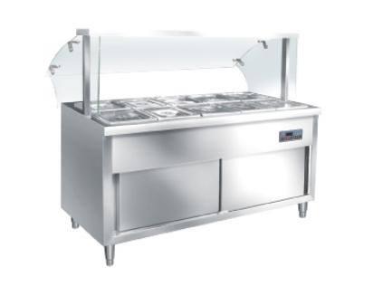 石家庄酒店设备热菜台