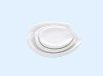 郁金香圆形浅式盘